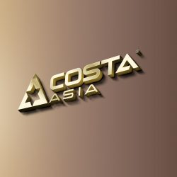 Thiết kế logo Costa Asia